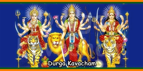 Durga-Kavach