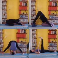 "Iyengar Yoga, coronavirus, come praticare senza lezioni. 4: posizioni ""restorative"" e pranayama"