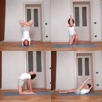 Iyengar Yoga, coronavirus, lezioni di pratica e filosofia yoga su ZOOM